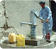 Short-Term Urban Water Supply and Sanitation